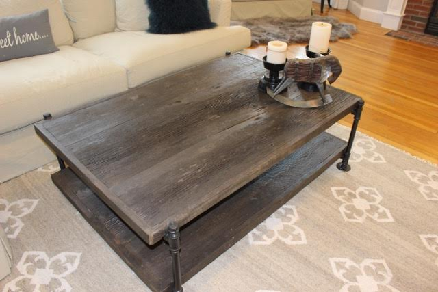 reclaimed coffee tables 2