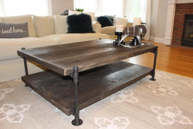 Coffee End Tables Reclaimed Goods