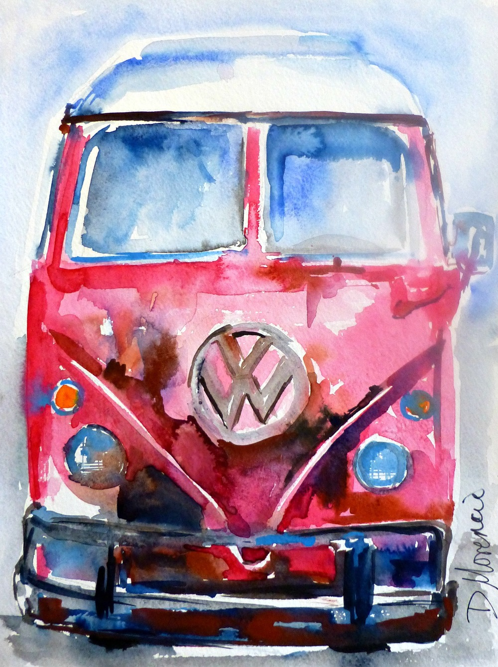 nwm-VW Microbus watercolor.jpg