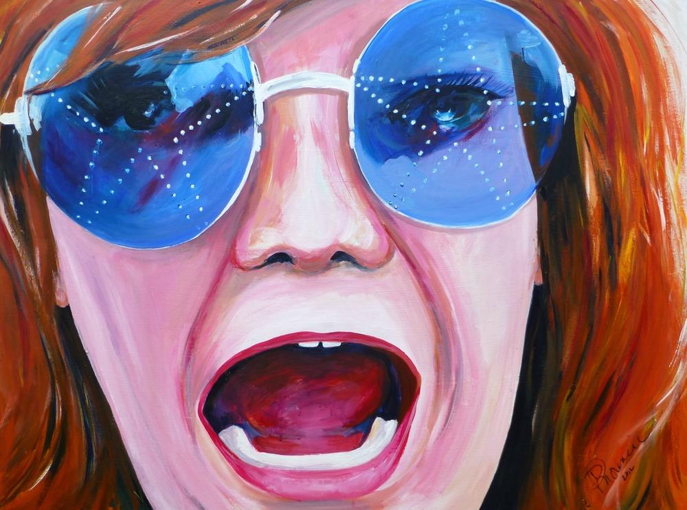 """40.25x54"""" acrylic on canvas 2012"""
