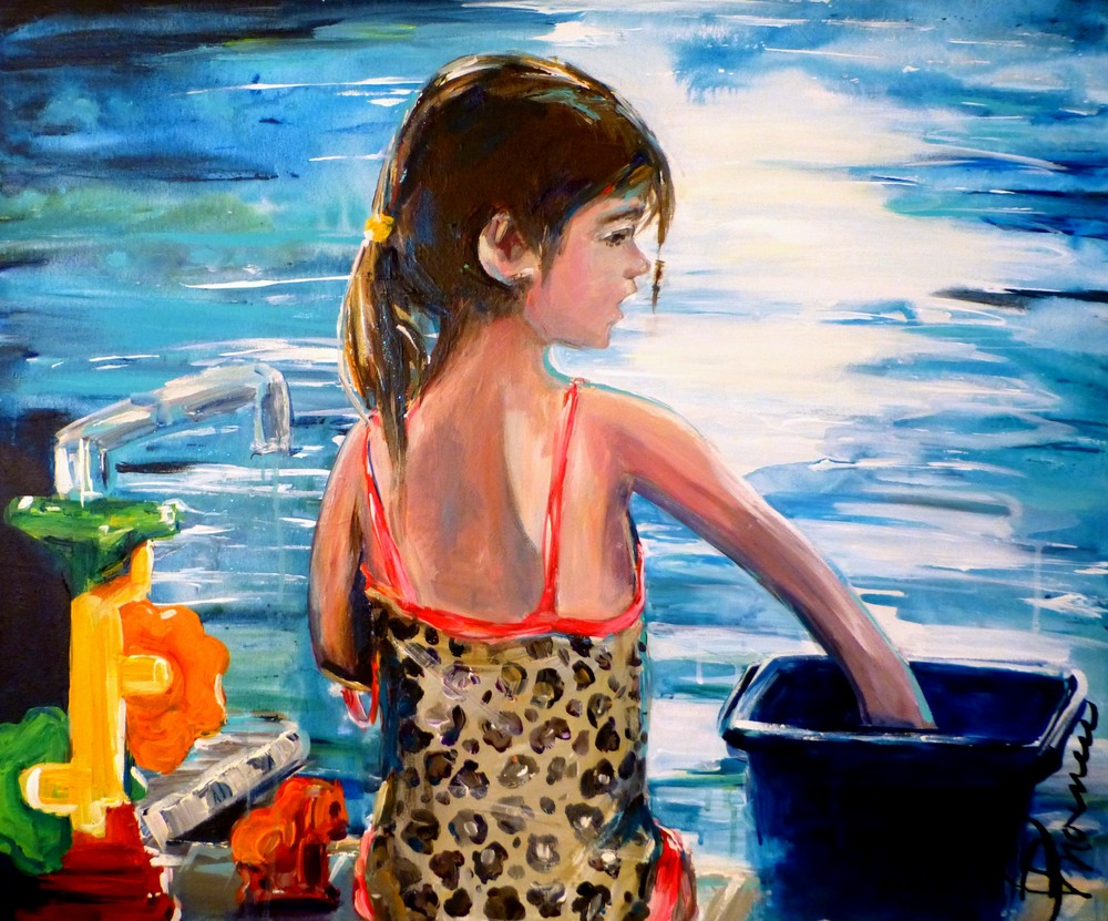 "24x29"" acrylic on canvas 2015, owner Nevada"