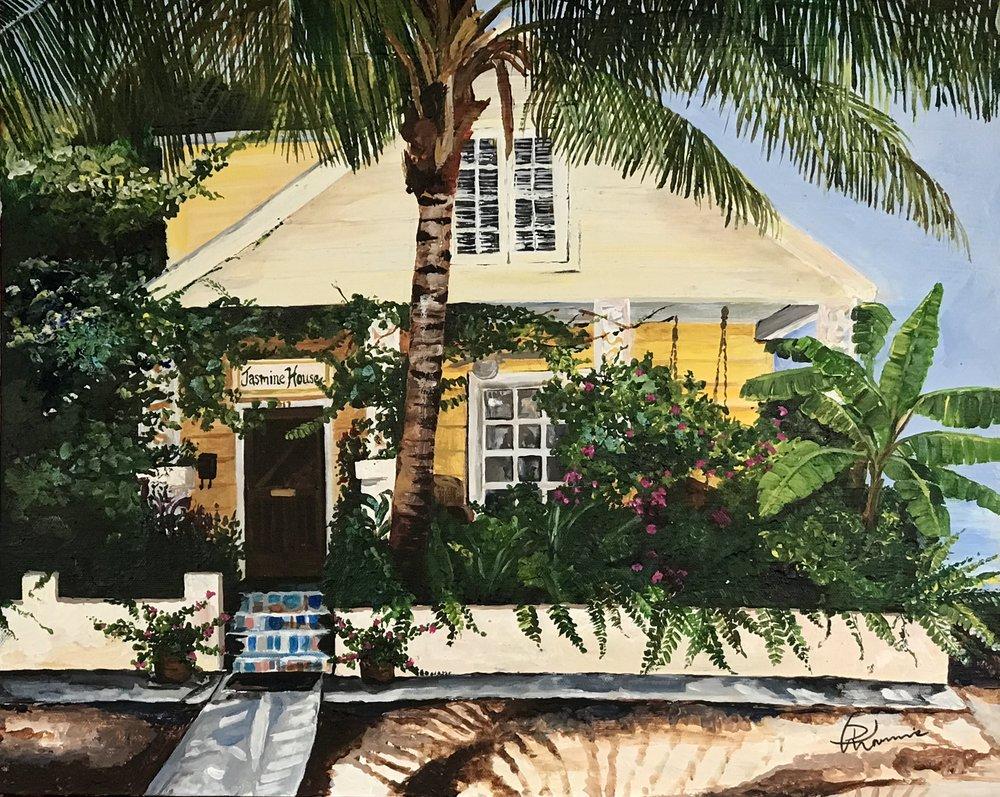 """16x20"""" acrylic on canvas, 2012"""