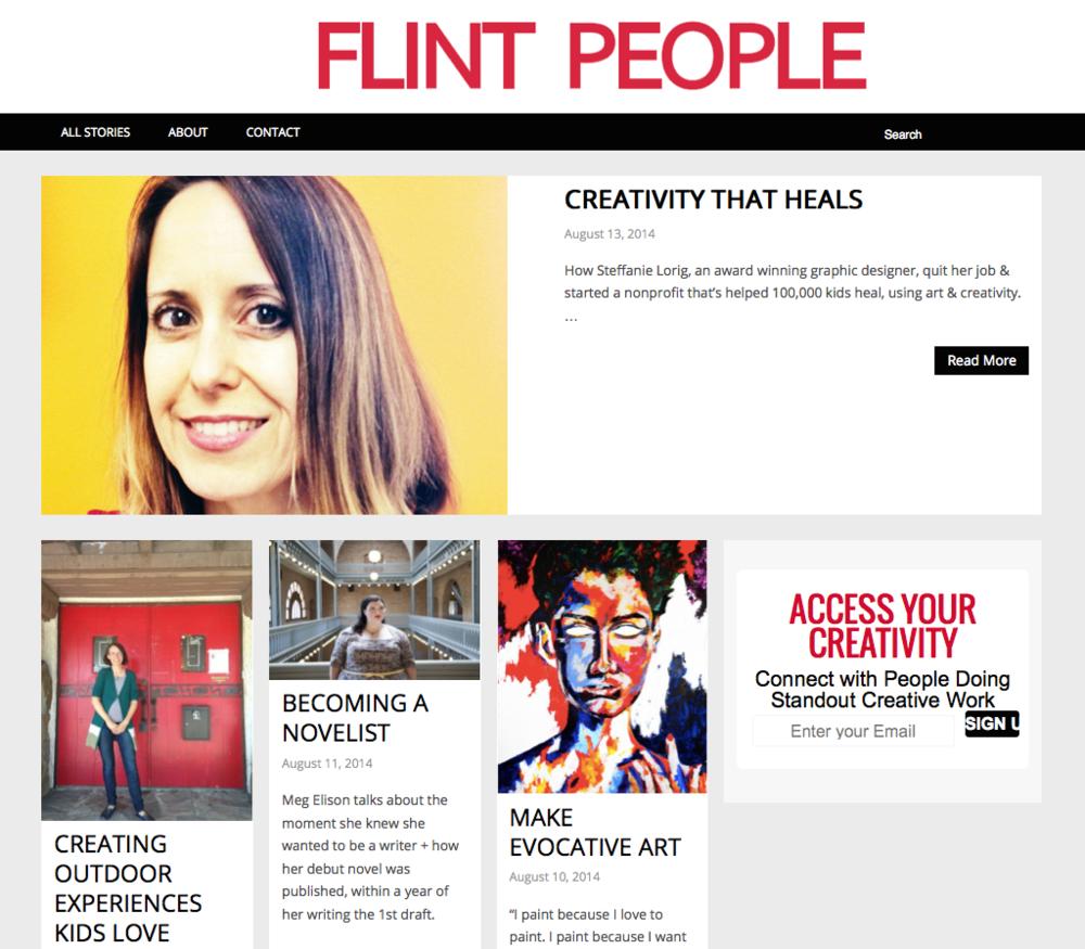 FlintPeople.comScreen.png