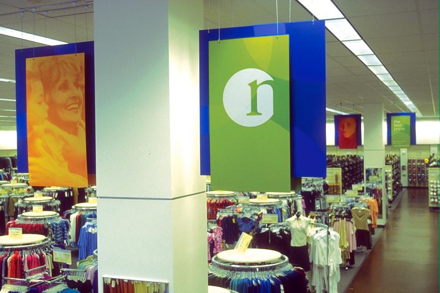 Interior Signage | Nordstrom Rack