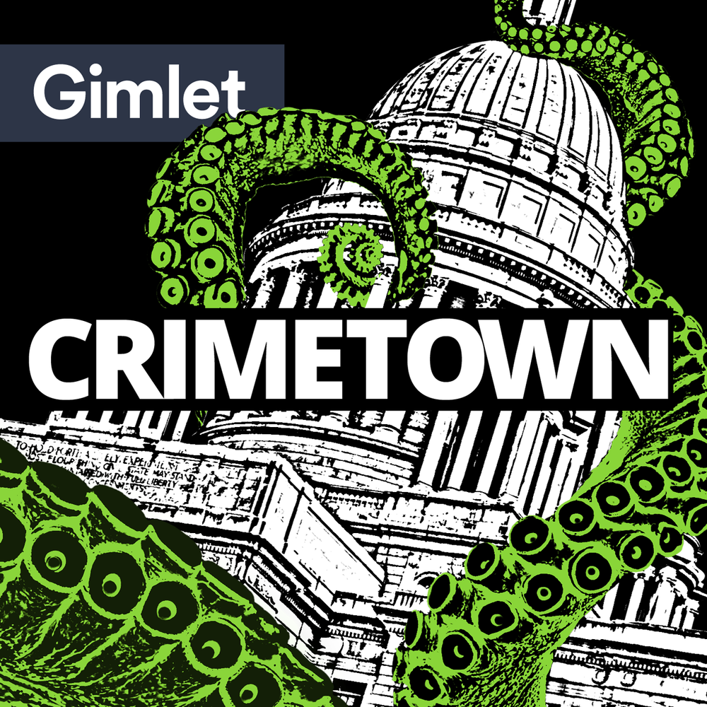 Crimetown Show Art