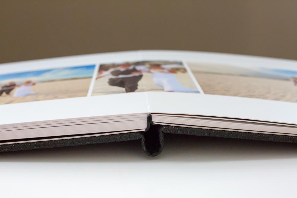 30A wedding photography, wedding album