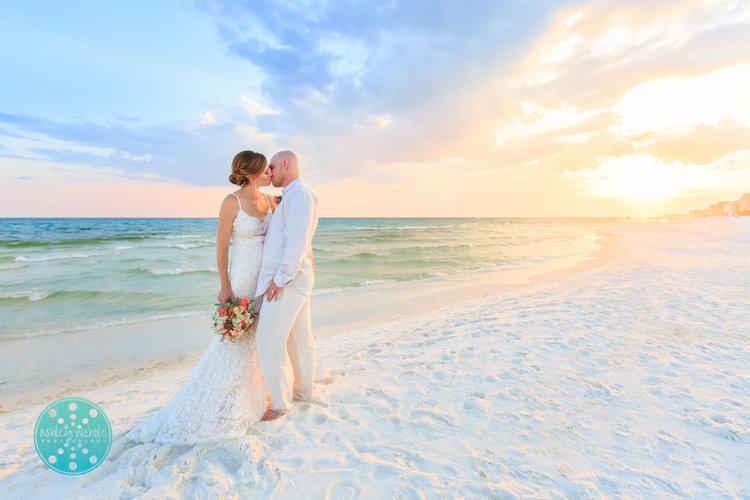 Destin Beach Wedding 110   Blog Ashley Nichole Photography
