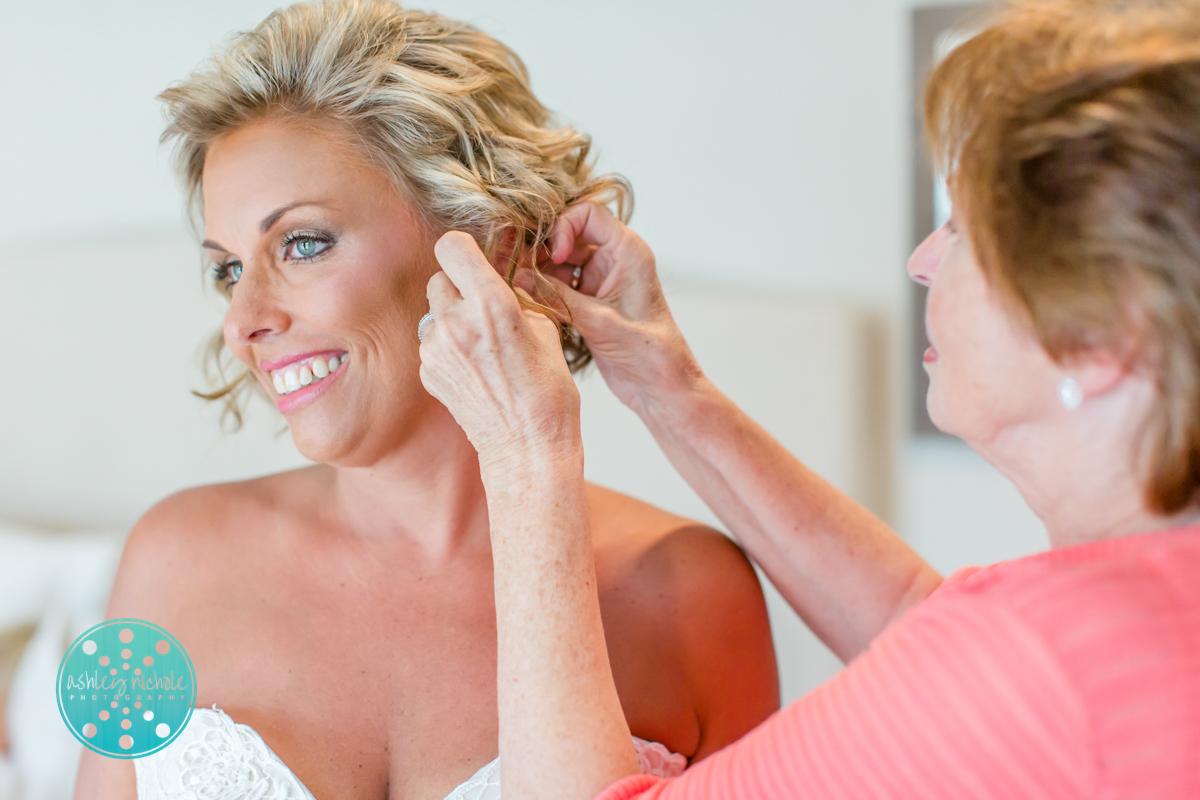 beach wedding in destin, florida : lindsey and jason — ashley