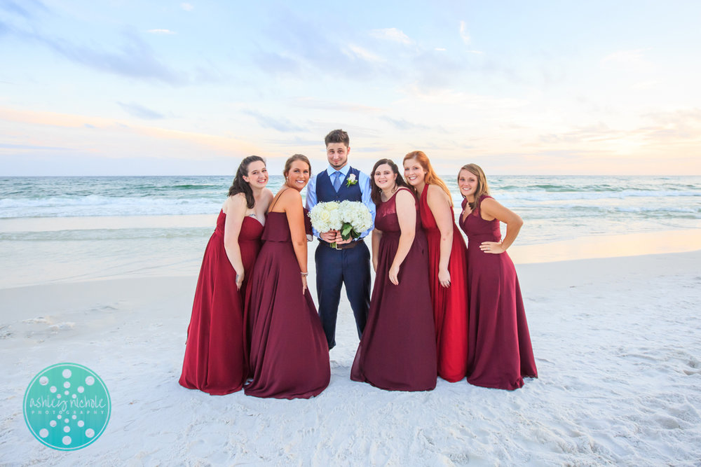 Surfside Resort- Destin Florida- Wedding Photograher ©Ashley Nichole Photography-283.jpg