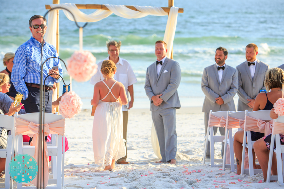 Destin Beach Wedding - Panama City Beach Wedding Photographer ©Ashley Nichole Photography-49.jpg