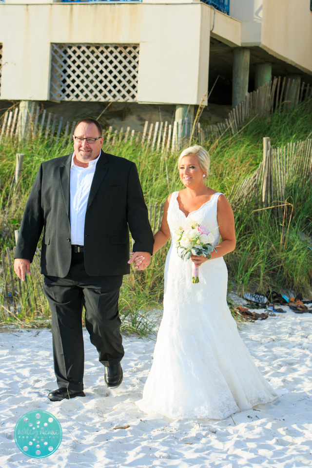 Destin Beach Wedding - Panama City Beach Wedding Photographer ©Ashley Nichole Photography-52.jpg