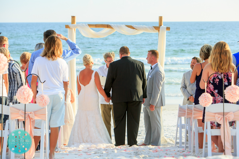 Destin Beach Wedding - Panama City Beach Wedding Photographer ©Ashley Nichole Photography-55.jpg