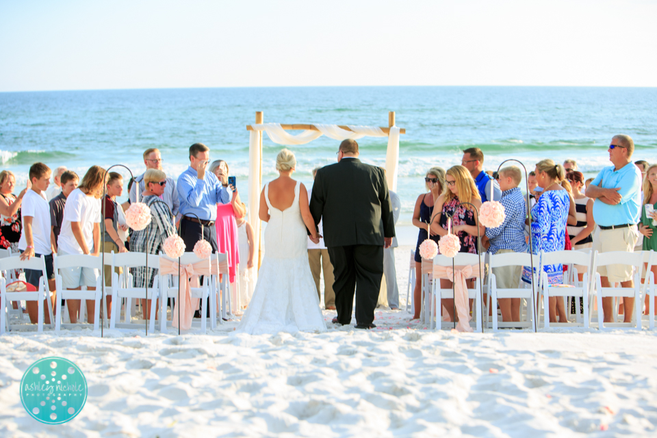 Destin Beach Wedding - Panama City Beach Wedding Photographer ©Ashley Nichole Photography-54.jpg