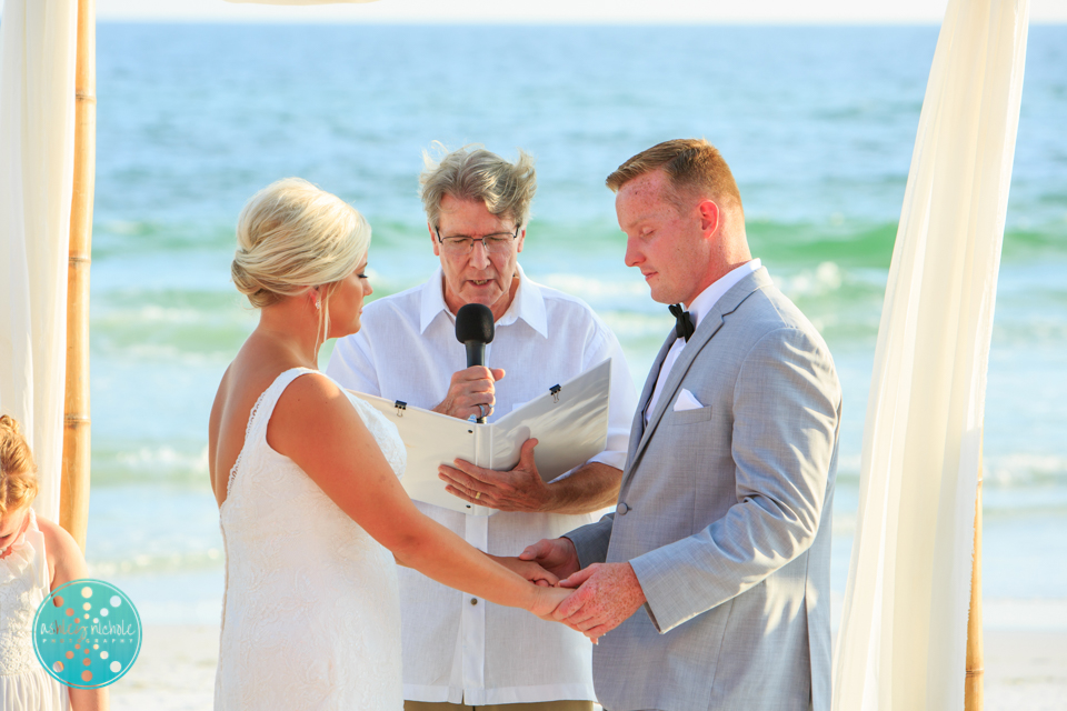 Destin Beach Wedding - Panama City Beach Wedding Photographer ©Ashley Nichole Photography-56.jpg