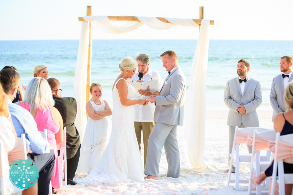 Destin Beach Wedding - Panama City Beach Wedding Photographer ©Ashley Nichole Photography-59.jpg