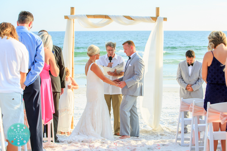 Destin Beach Wedding - Panama City Beach Wedding Photographer ©Ashley Nichole Photography-57.jpg