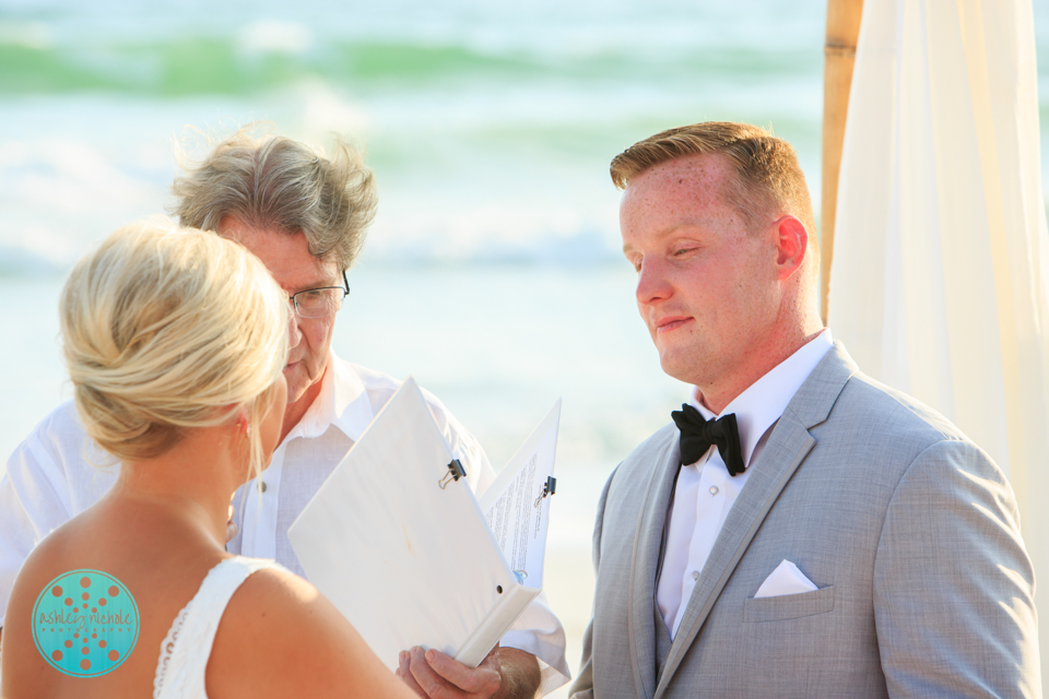 Destin Beach Wedding - Panama City Beach Wedding Photographer ©Ashley Nichole Photography-60.jpg