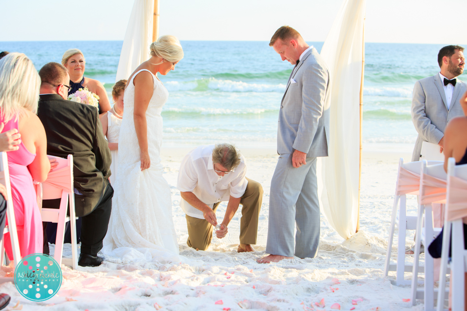 Destin Beach Wedding - Panama City Beach Wedding Photographer ©Ashley Nichole Photography-61.jpg