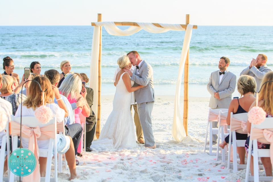 Destin Beach Wedding - Panama City Beach Wedding Photographer ©Ashley Nichole Photography-63.jpg