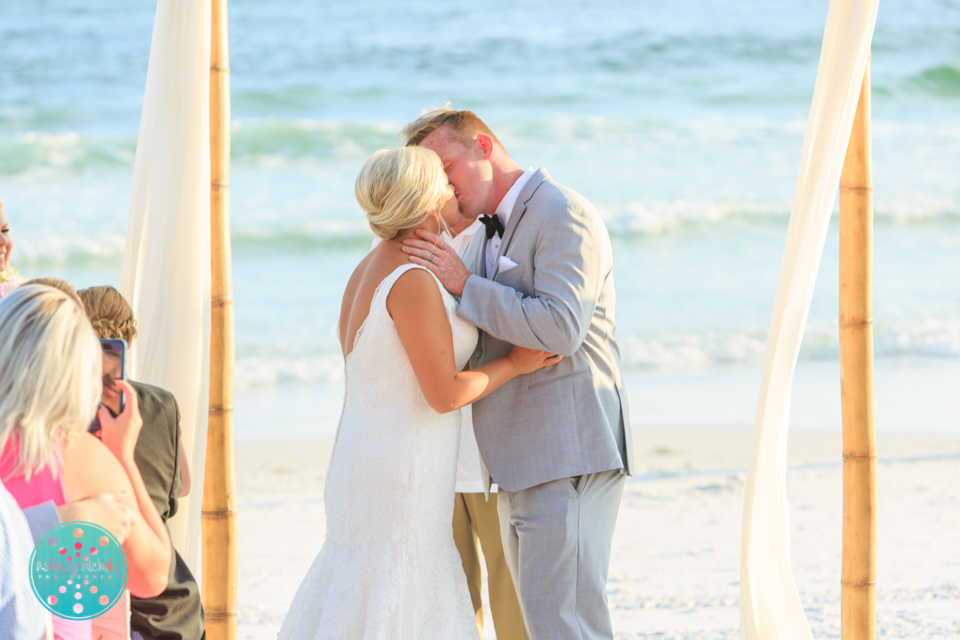 Destin Beach Wedding - Panama City Beach Wedding Photographer ©Ashley Nichole Photography-64.jpg
