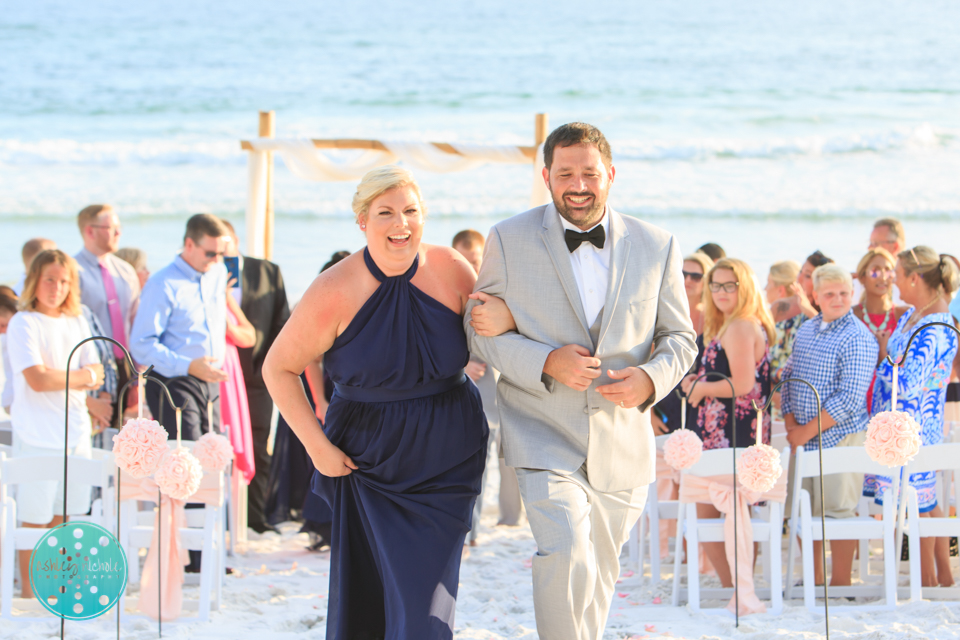 Destin Beach Wedding - Panama City Beach Wedding Photographer ©Ashley Nichole Photography-67.jpg