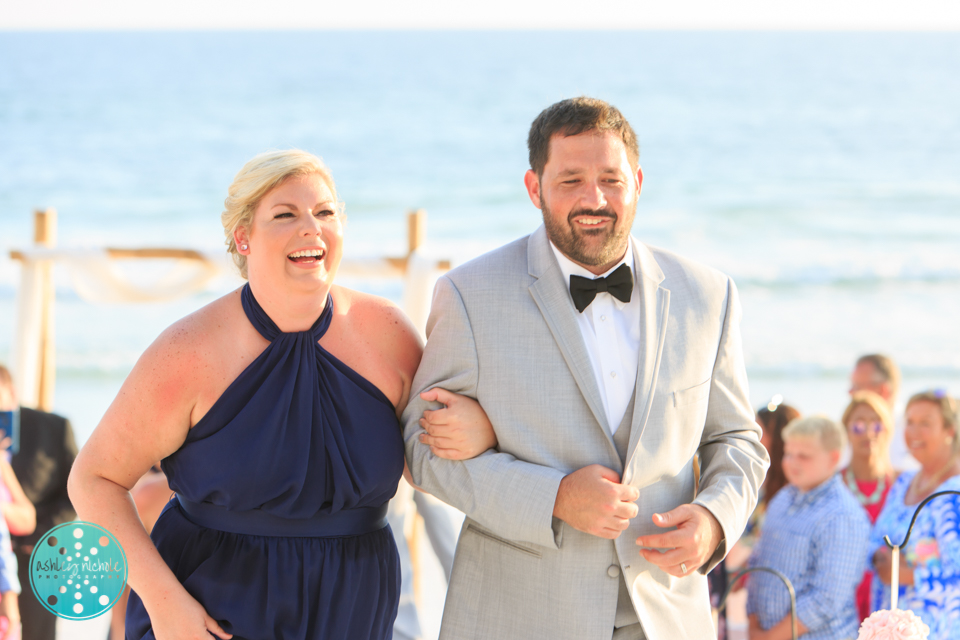 Destin Beach Wedding - Panama City Beach Wedding Photographer ©Ashley Nichole Photography-68.jpg