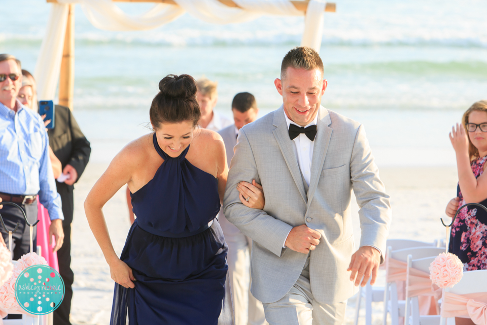 Destin Beach Wedding - Panama City Beach Wedding Photographer ©Ashley Nichole Photography-70.jpg