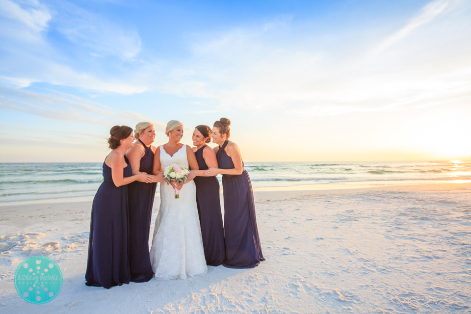 Destin Beach Wedding - Panama City Beach Wedding Photographer ©Ashley Nichole Photography-72.jpg