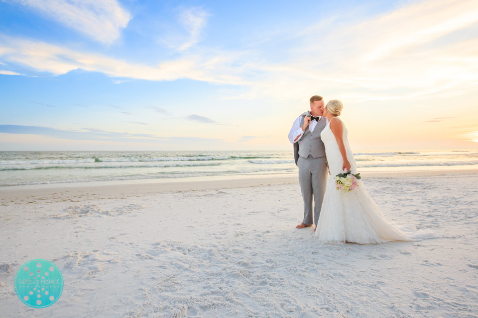 Destin Beach Wedding - Panama City Beach Wedding Photographer ©Ashley Nichole Photography-79.jpg