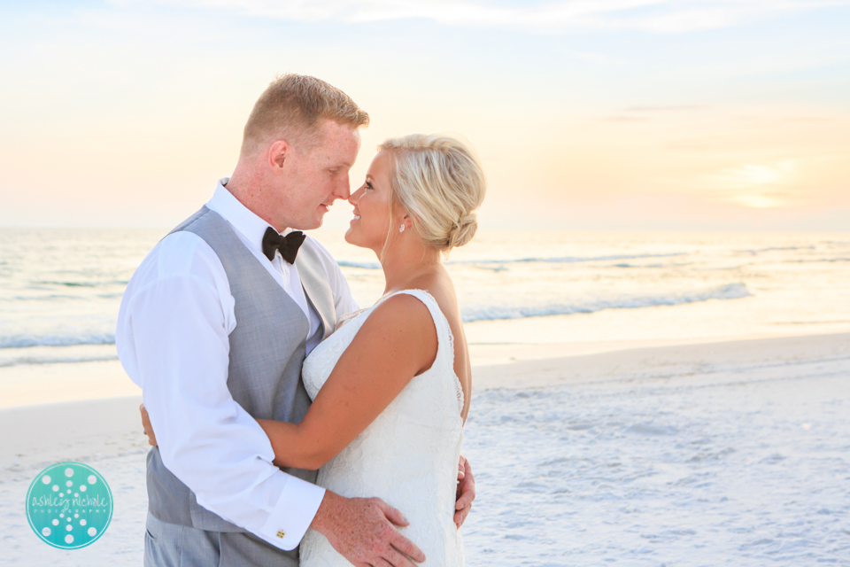Destin Beach Wedding - Panama City Beach Wedding Photographer ©Ashley Nichole Photography-80.jpg