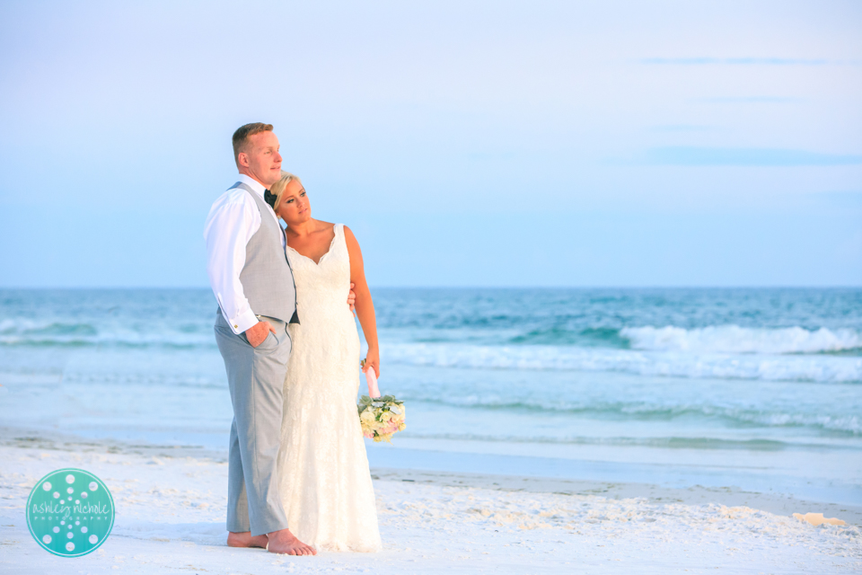 Destin Beach Wedding - Panama City Beach Wedding Photographer ©Ashley Nichole Photography-83.jpg