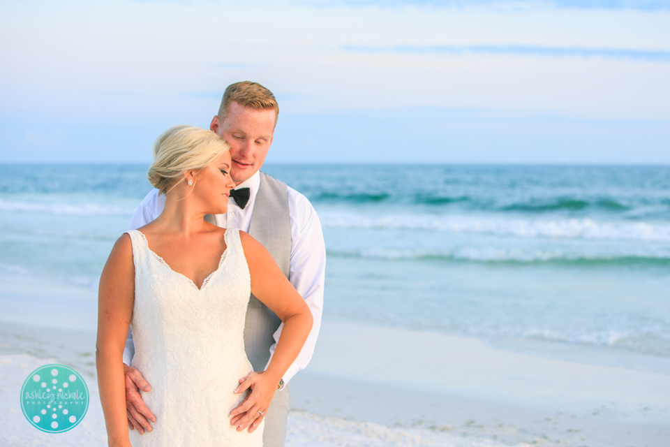 Destin Beach Wedding - Panama City Beach Wedding Photographer ©Ashley Nichole Photography-82.jpg