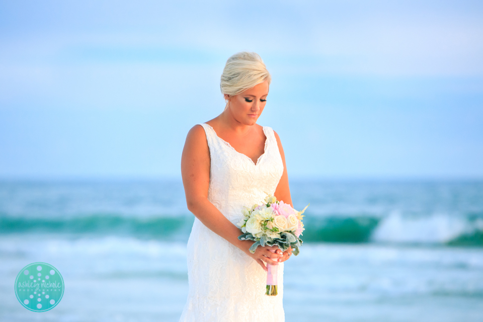 Destin Beach Wedding - Panama City Beach Wedding Photographer ©Ashley Nichole Photography-84.jpg