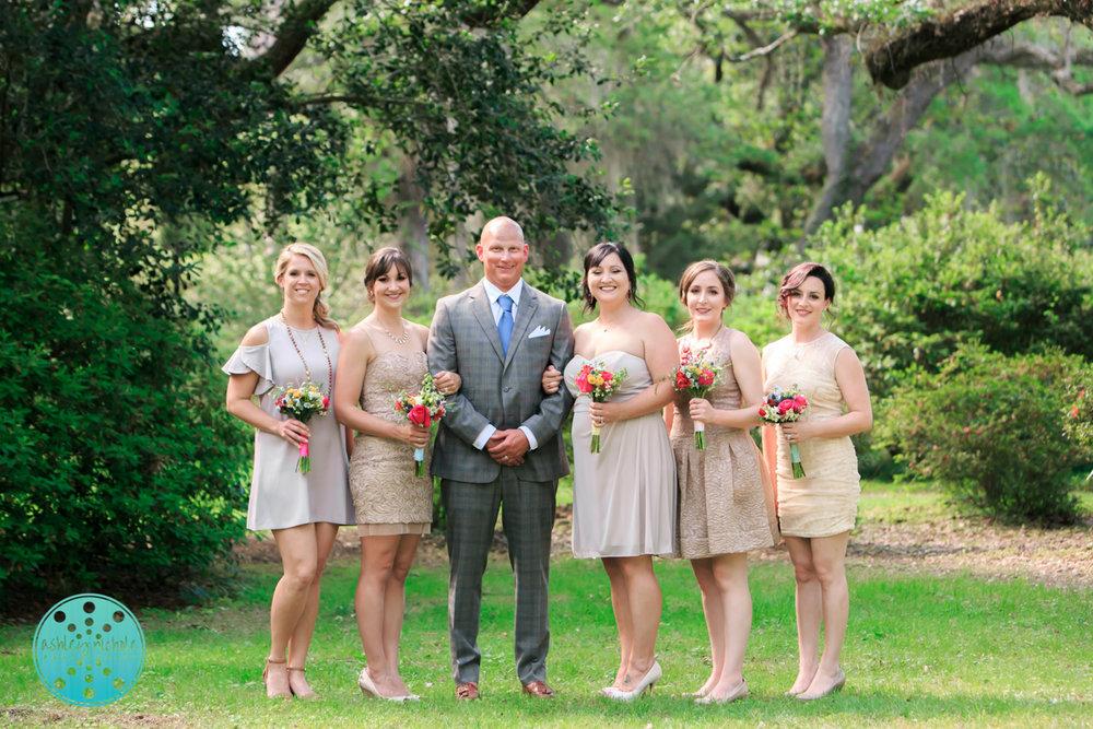 Rettig Wedding- Eden State Gardens- St. Rita's Catholic Church- Santa Rosa Beach Florida ©Ashley Nichole Photography-36.jpg