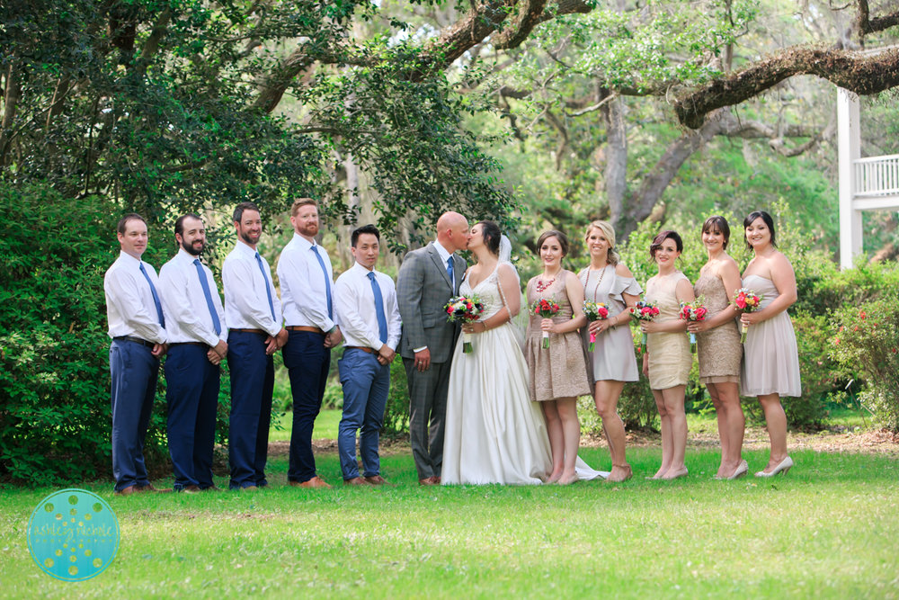 Rettig Wedding- Eden State Gardens- St. Rita's Catholic Church- Santa Rosa Beach Florida ©Ashley Nichole Photography-35.jpg
