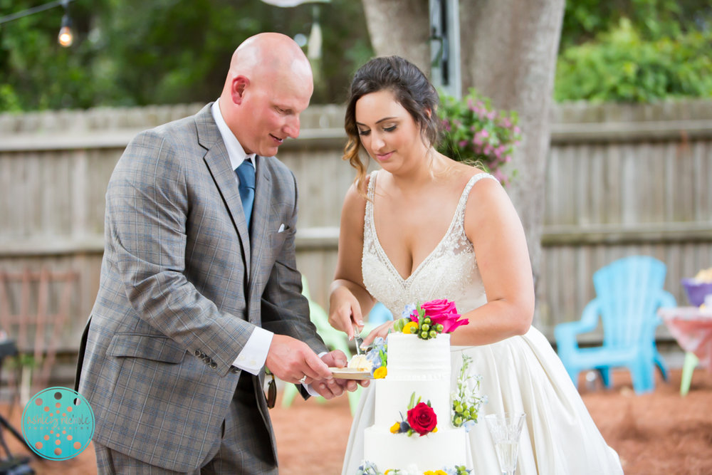 Rettig Wedding- Eden State Gardens- St. Rita's Catholic Church- Santa Rosa Beach Florida ©Ashley Nichole Photography-101.jpg