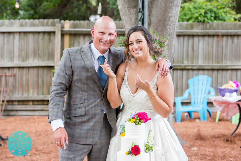 Rettig Wedding- Eden State Gardens- St. Rita's Catholic Church- Santa Rosa Beach Florida ©Ashley Nichole Photography-104.jpg