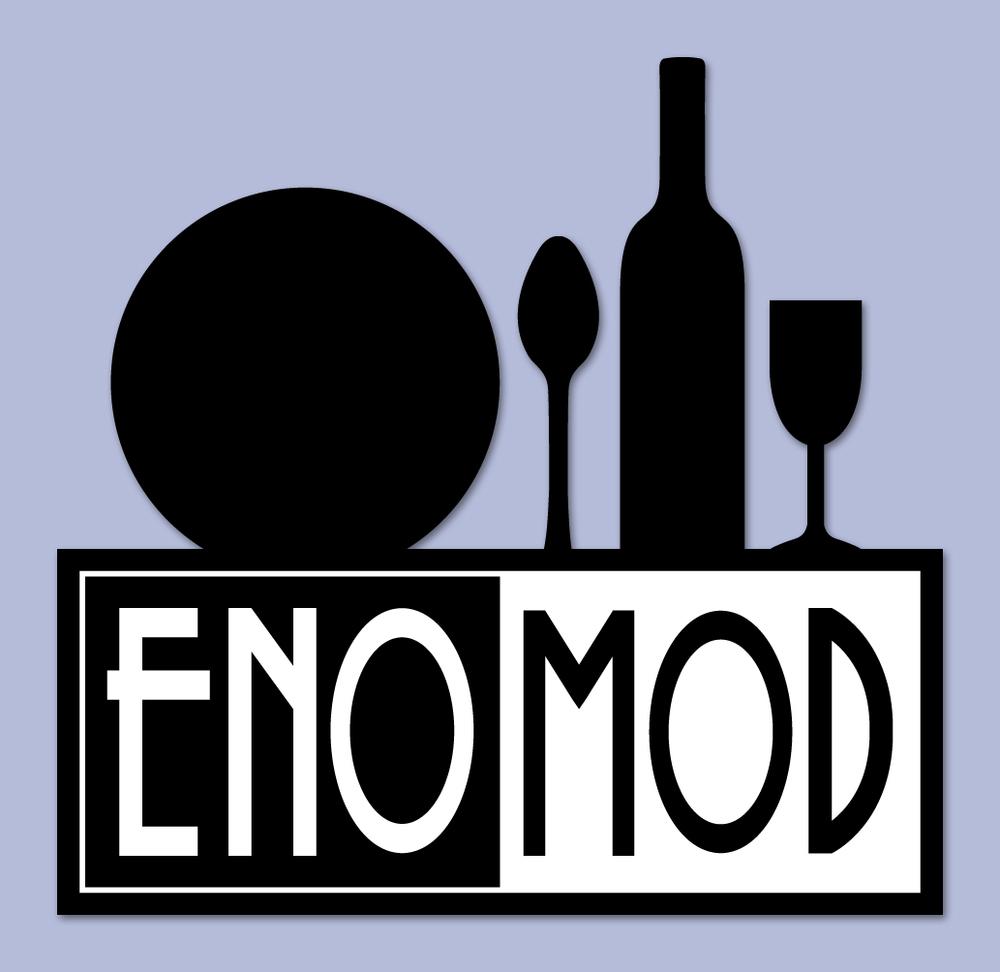 Enomod logo B&W lilac background b.jpg