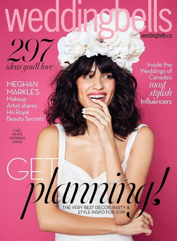 Lovesky Design on Wedding Bells Magazine
