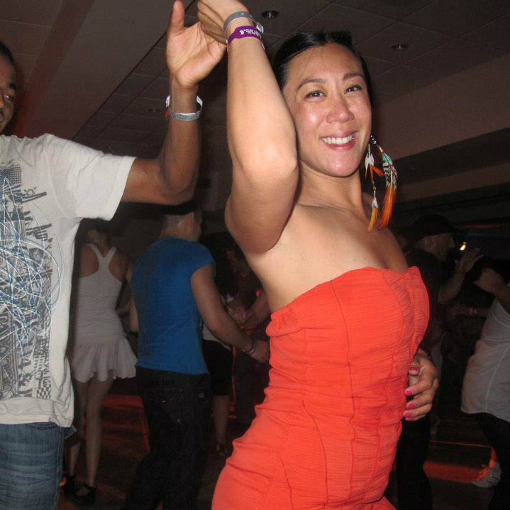 Serena Wong Salsa Rueda Festival