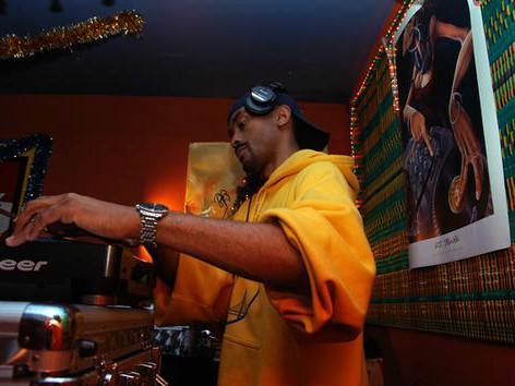 DJ Dark Rum Salsa Rueda Festival