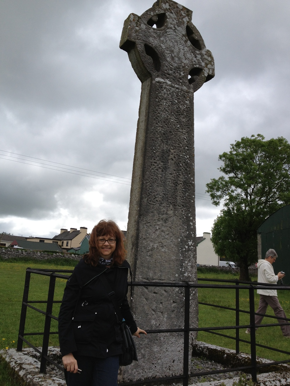 High Cross, Kilfenora, Co. Clare