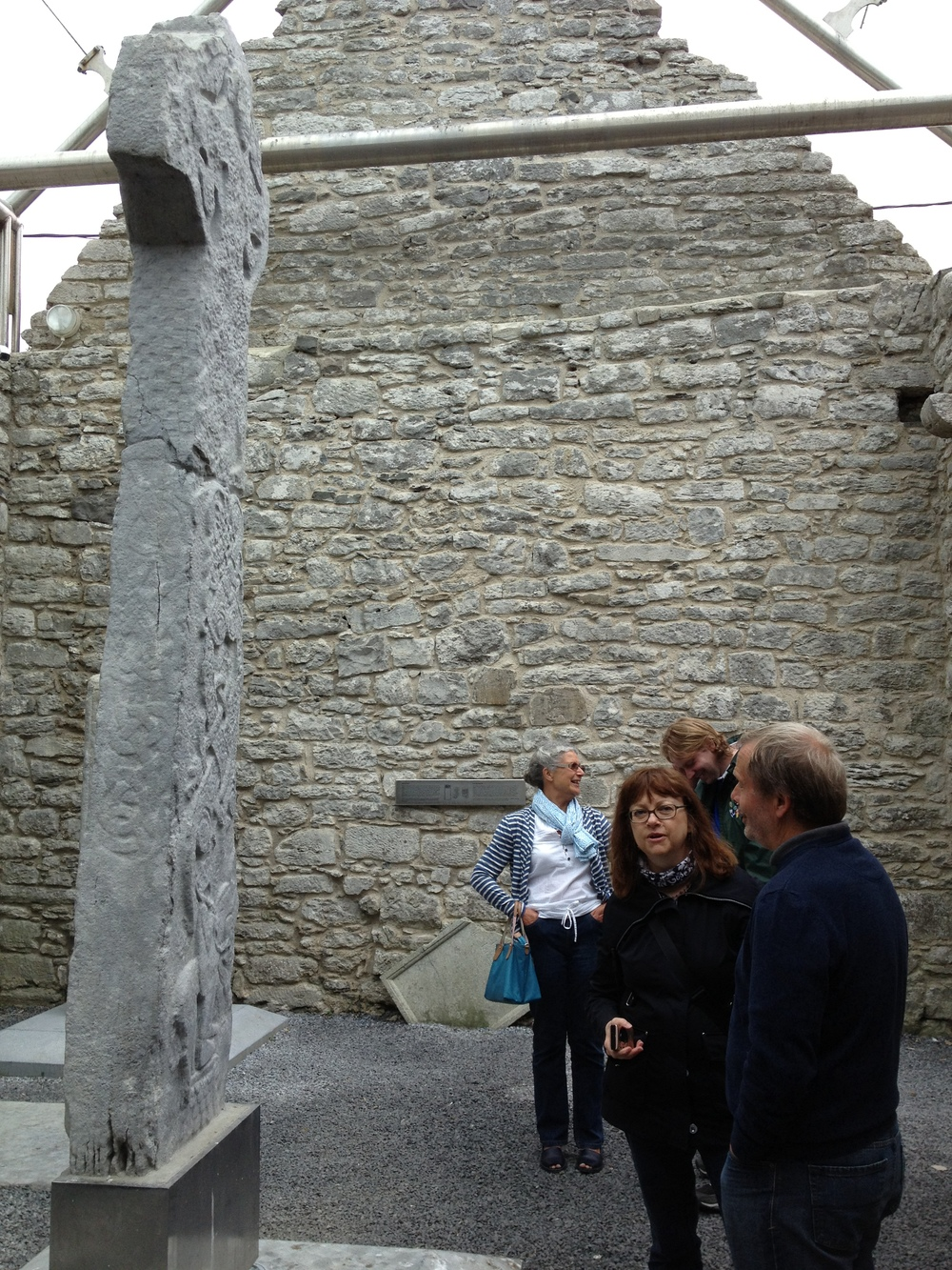 Ancient High Cross of Ireland