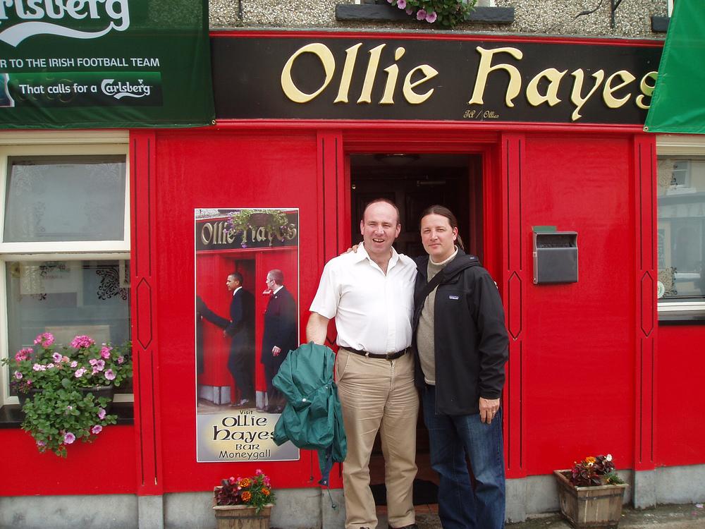 Ollie Hayes Pub Moneygal