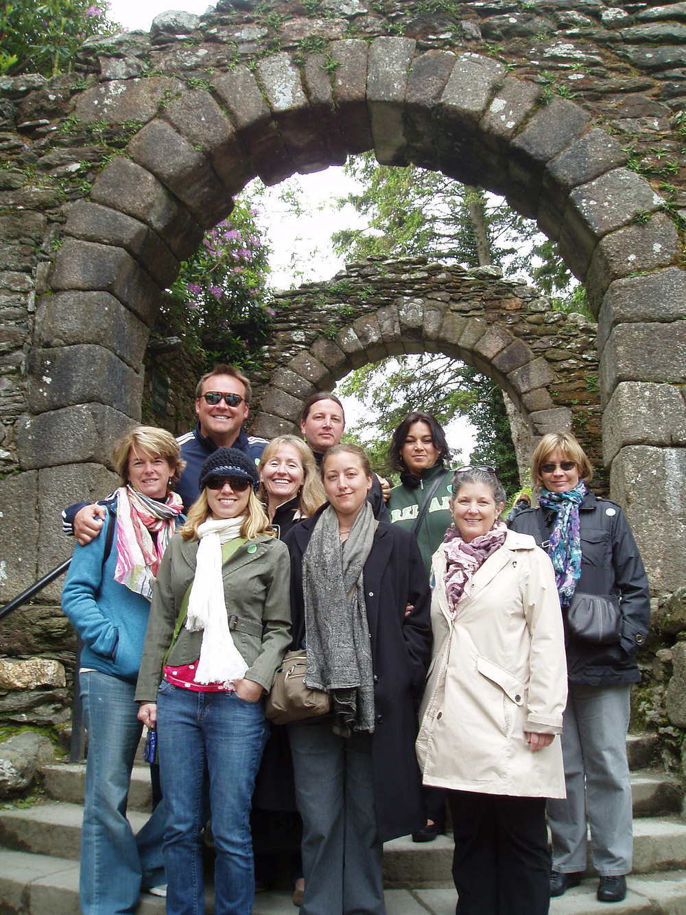 Pilgrimage Group Glendalough