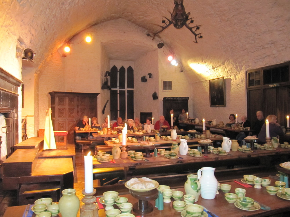 Bunratty Castle & Folk Park Medieval Banquet