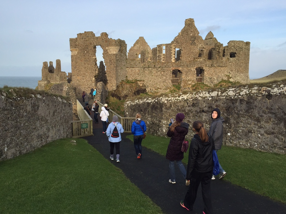 Visit Northern Ireland with Celtic Footstep