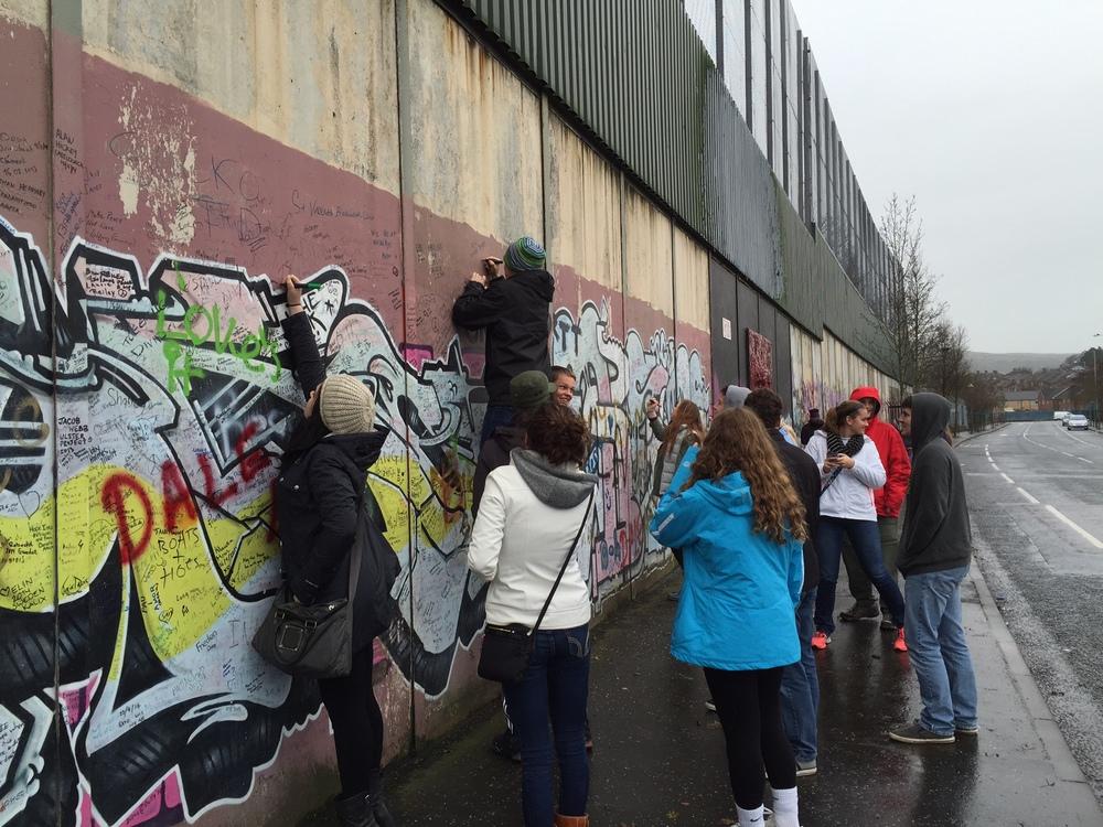Visit Belfast, Northern Ireland