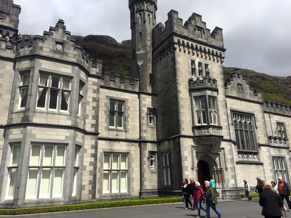 Kylemore Abbey, Connemara