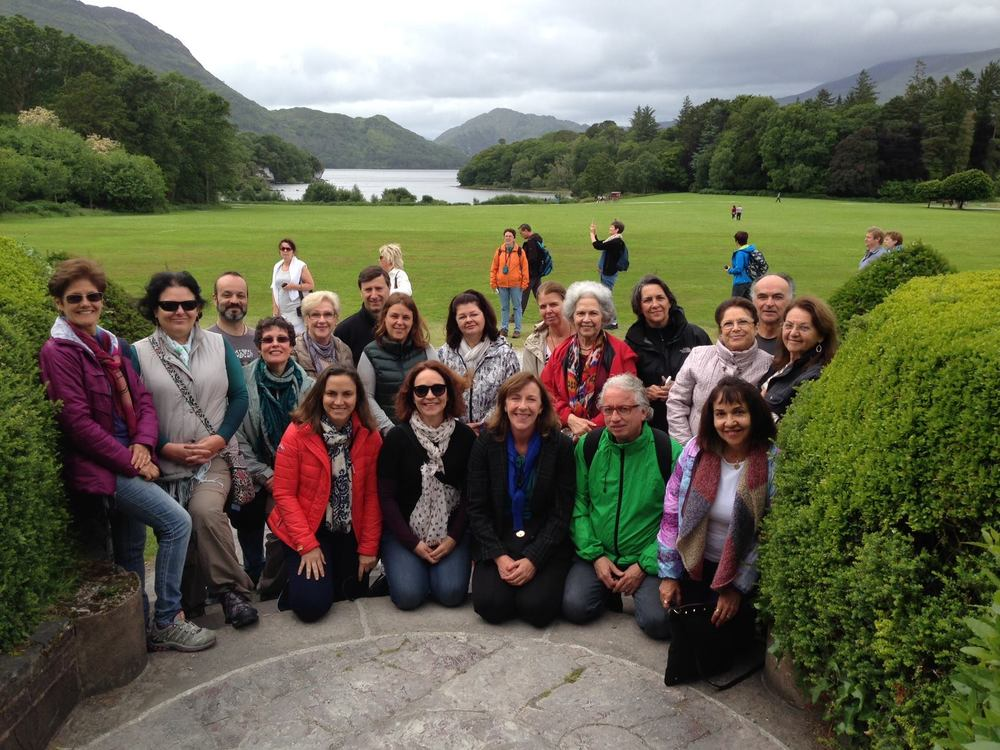 small group tour to ireland